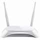 Wireless router 2.4GHz TP-Link TL-WR840N N300 4LAN+1WAN
