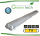 Svetiljka vodonepropusna za LED cevi IP65 2x18W LED Greentech WP-1200-2x18